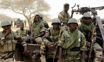 How Troops foiled Attack On Maiduguri, Eliminated 9 Terrorists