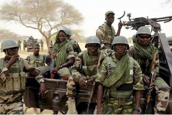 Army Rescues Abducted Victims, Kill 48 Terrorists