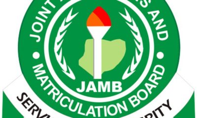 JAMB UTME result