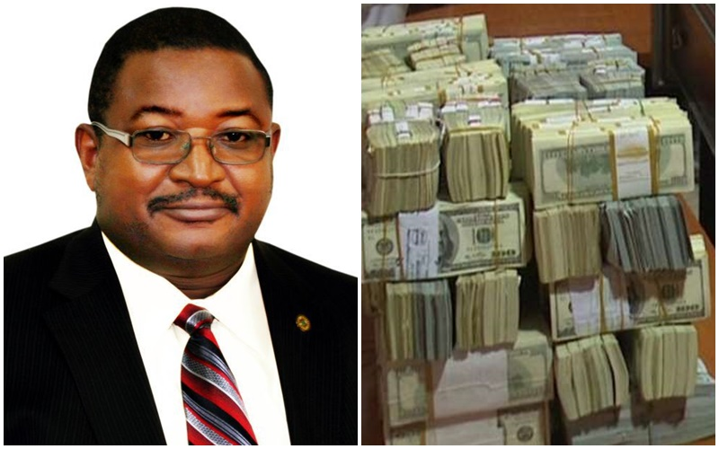 Court rejects EFCC's prayer to inspect money seized from ex-NNPC GMD