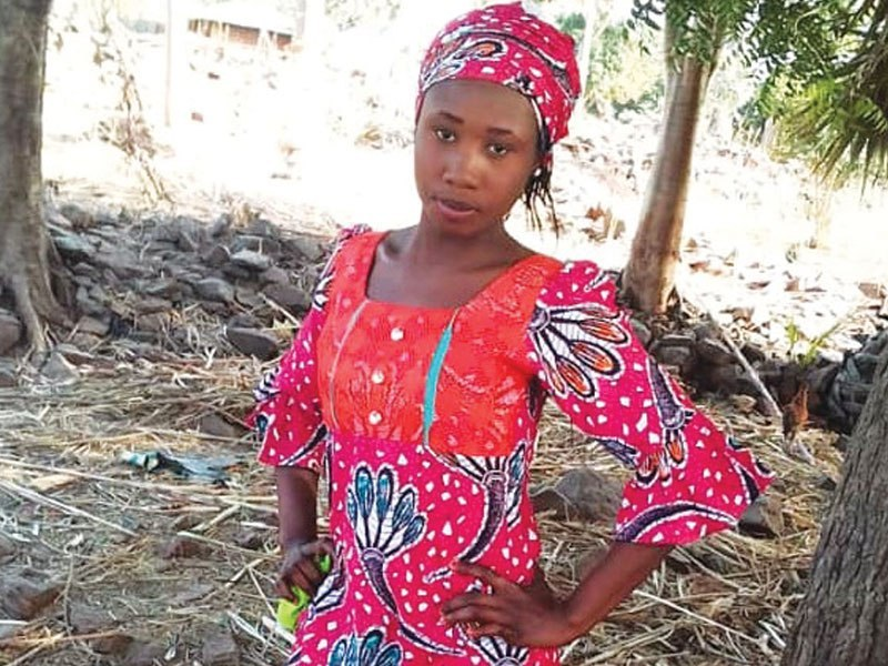 Leah sharibu girl-child