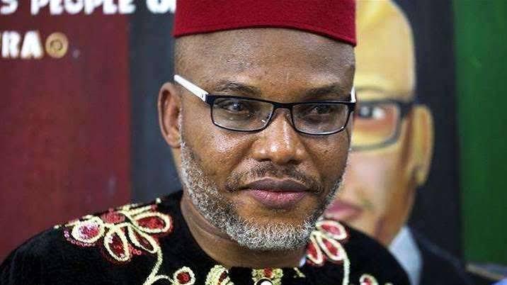 Nnamdi Kanu Alleges Nigerian Military Bombing Secretly Killing Igbos