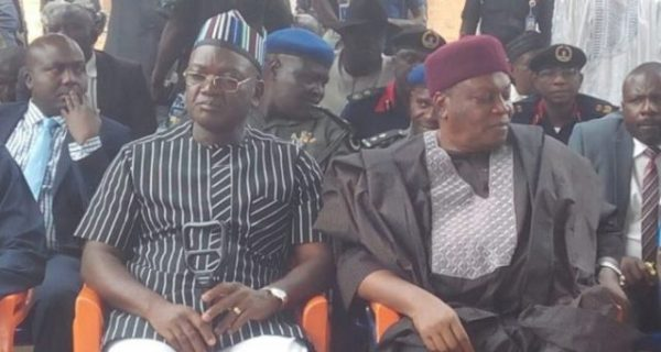 Image result for Tiv, Jukun monarchs meet Ishaku, commend government's peace strategy