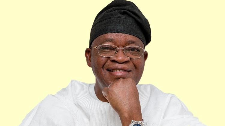 Osun governor Oyetola