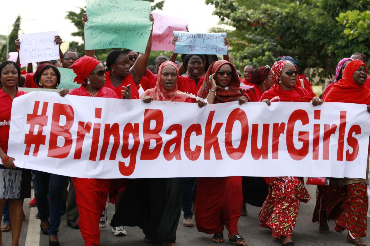 Escape of Chibok Girls