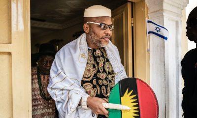 Nnamdi Kanu Oba of Lagos