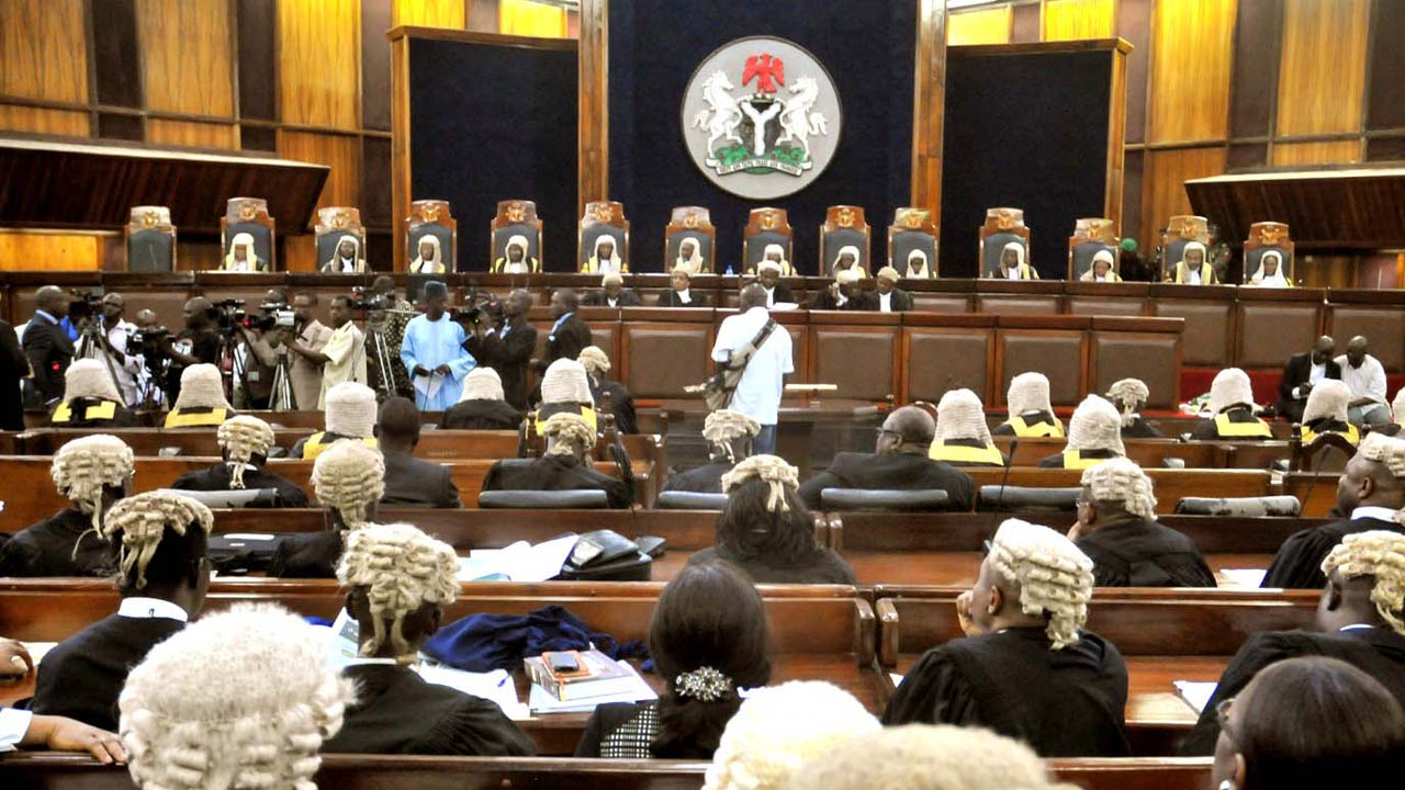 Supreme Court Rules On INEC's Deregistration Of 74 Political Parties