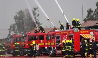 llorin Fire Renders 40 Families Homeless