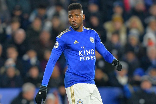 Leicester City Wonder Boy, Kelechi Ihenacho Joins Super Eagles Camp For AFCON Qualifiers