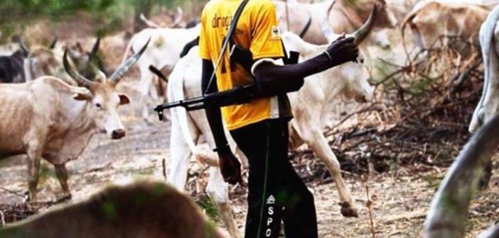 Fulani herdsmen in Ekiti