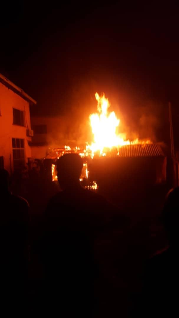 Tragedy AS Man Burnt Self, Ex-lover, 2 Children To Death In Ibadan