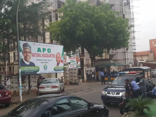 APC registration turned bloody in Anambra