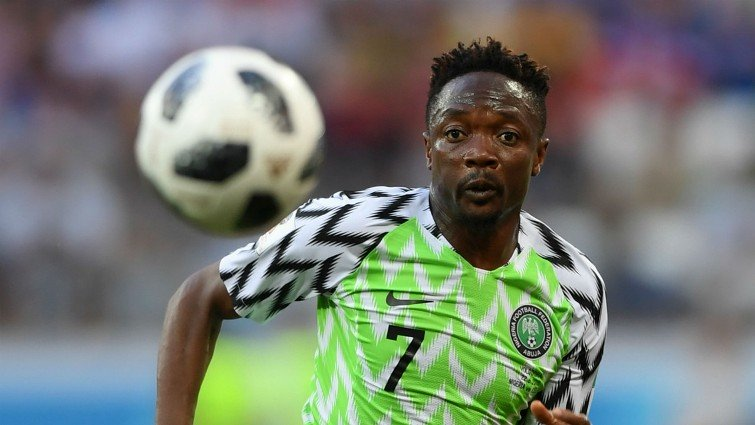 Kano Pillars Move: Now I've Another Reason To Admire Ahmed Musa - Owolabi