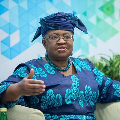 Okonjo-Iweala urges Britain to start sharing vaccines with poorer nations
