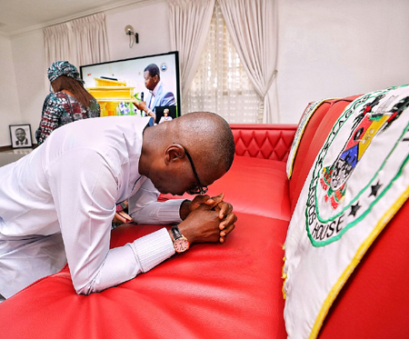 Sanwo-Olu cautions religious leaders against incendiary comments