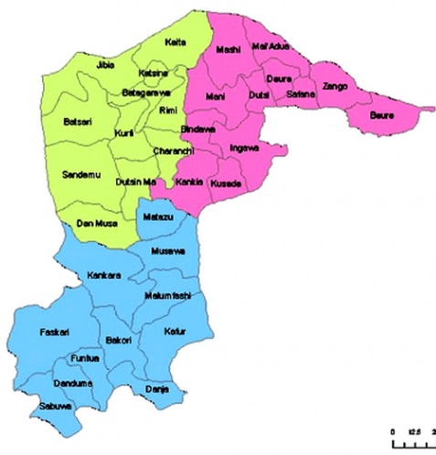 103 kidnapped victims in Katsina