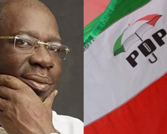 Obaseki Edo PDP