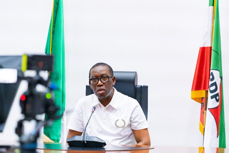 Sports Festival: Governor Okowa Dangles N1m Reward For Every Gold Medal Won By Delta Athletes