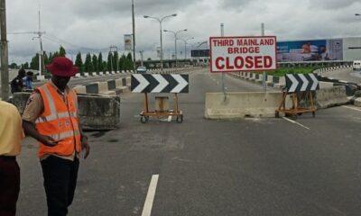 Third Mainland Bridge reopening
