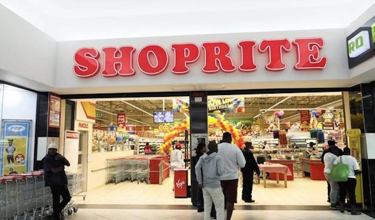 Shoprite locked up