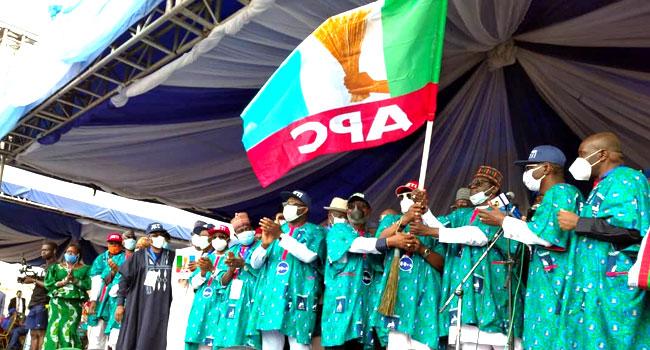 Lagos APC results