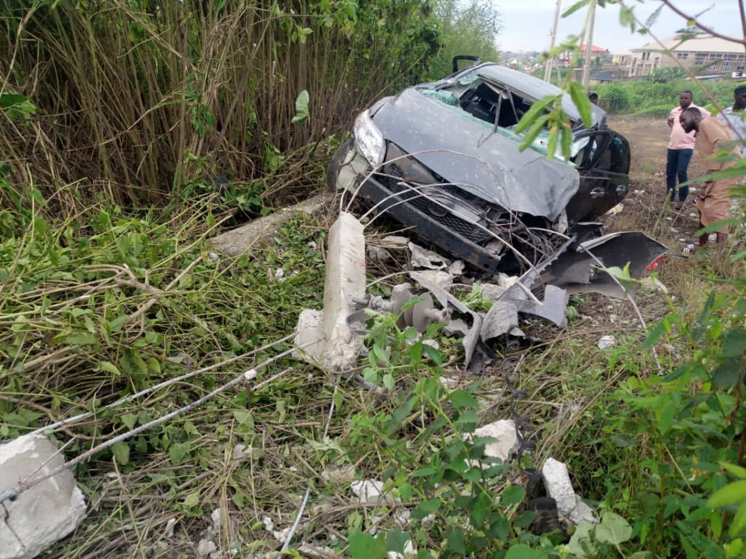 Infant, 64-Year-Old Man die, 6 Others Injured In Jigawa Auto Crash accident