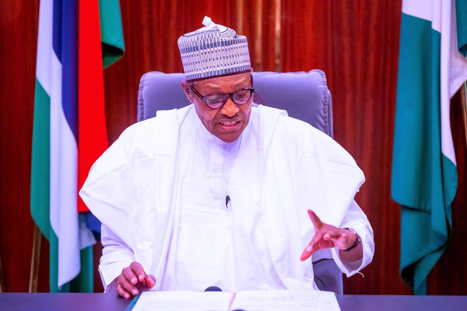 Buhari celebrates release of abducted Zamfara schoolgirls, says kidnappers must face justice
