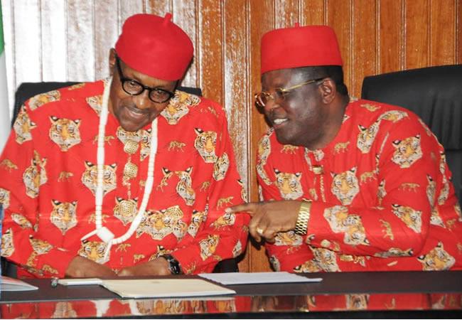 Perpetrators Of Ebonyi, Anambra Attacks Will Not Be Spared, Buhari Vows