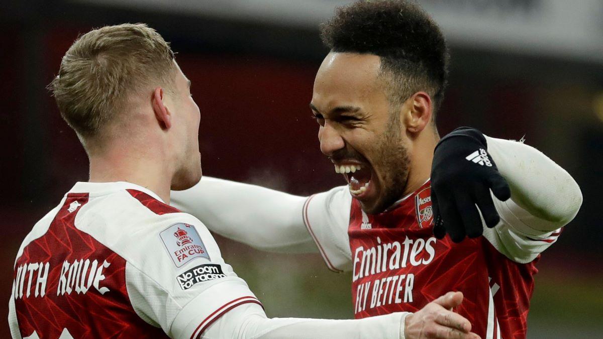 Arsenal continue revival