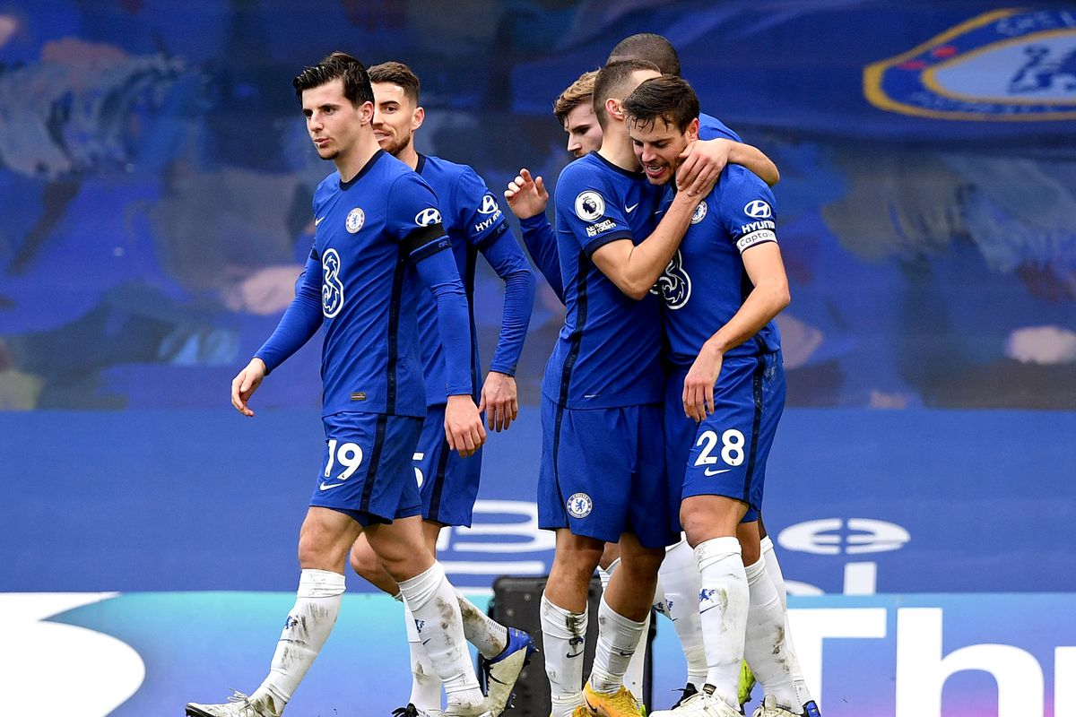 Chelsea Secured First win