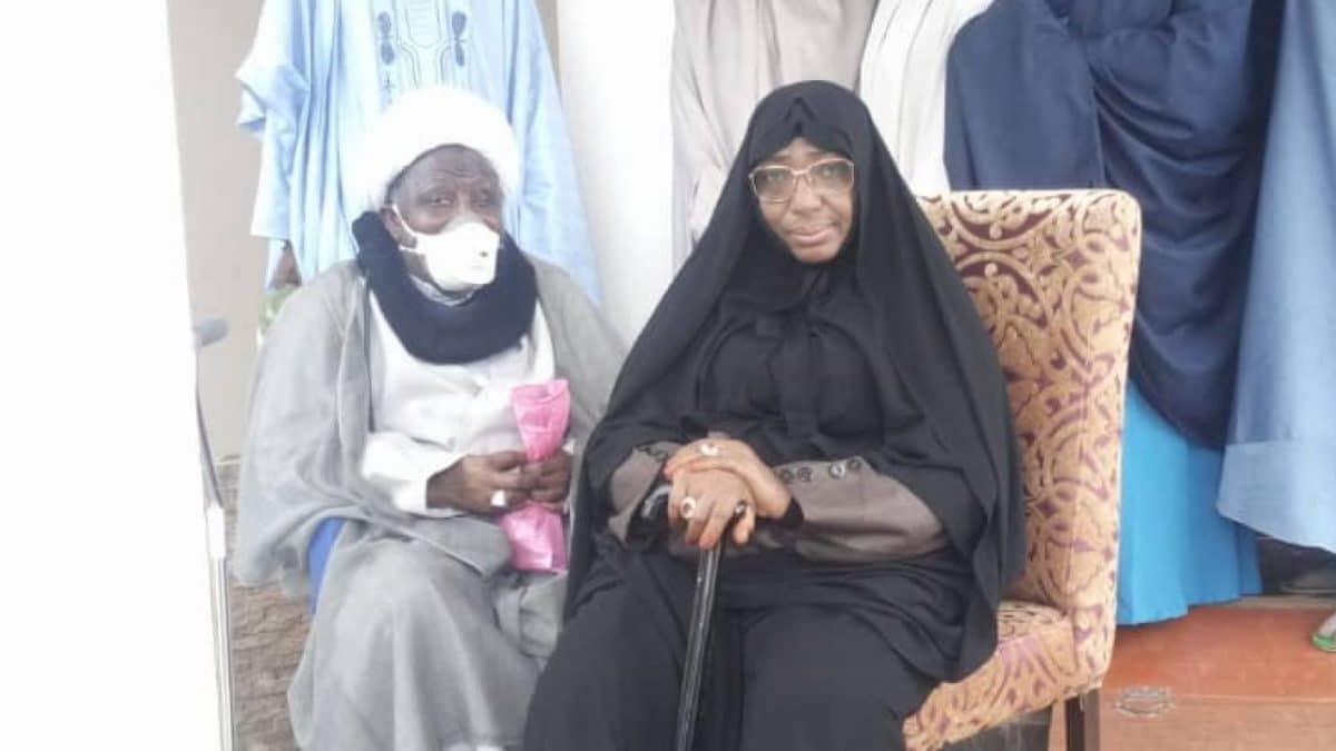 El-Zakzaky's Wife