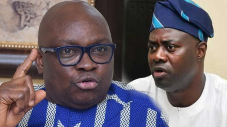 Lagos PDP Snubs Fayose Endorses Makinde
