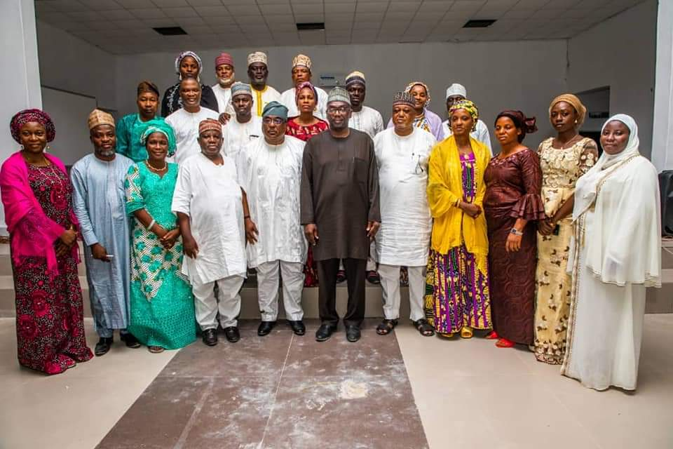 Nigeria's first female majority cabinet