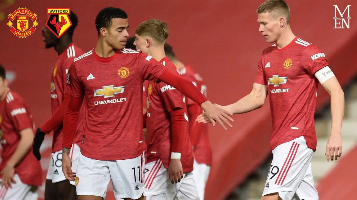 United squeezed past Watford