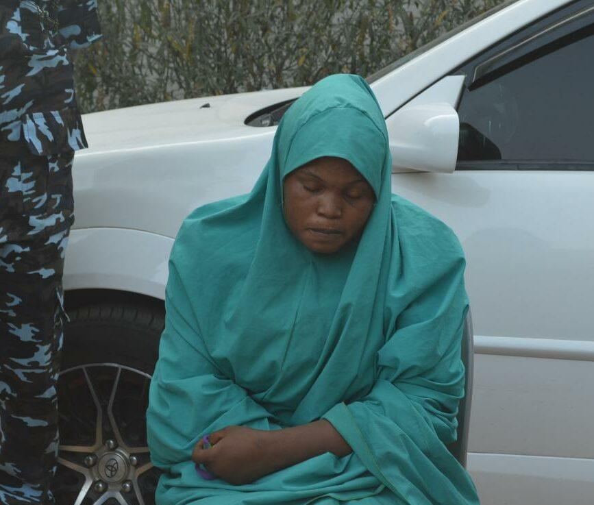 Lady Kidnapped Ex-Boyfriend