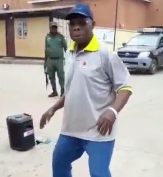Obasanjo video