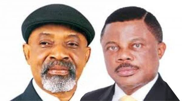 Angry Ngige in war of words with obiano