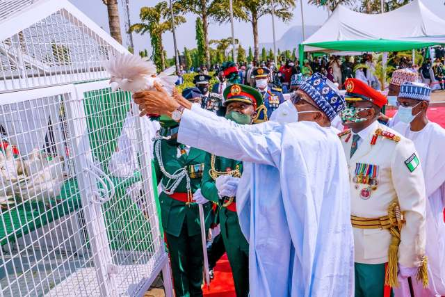 Buhari's pigeons refuse to fly