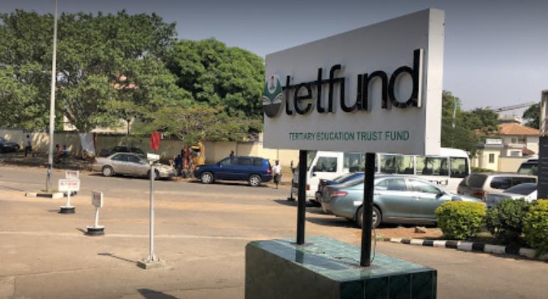 TETFund Library