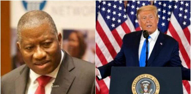 Trump to learn from Jonathan