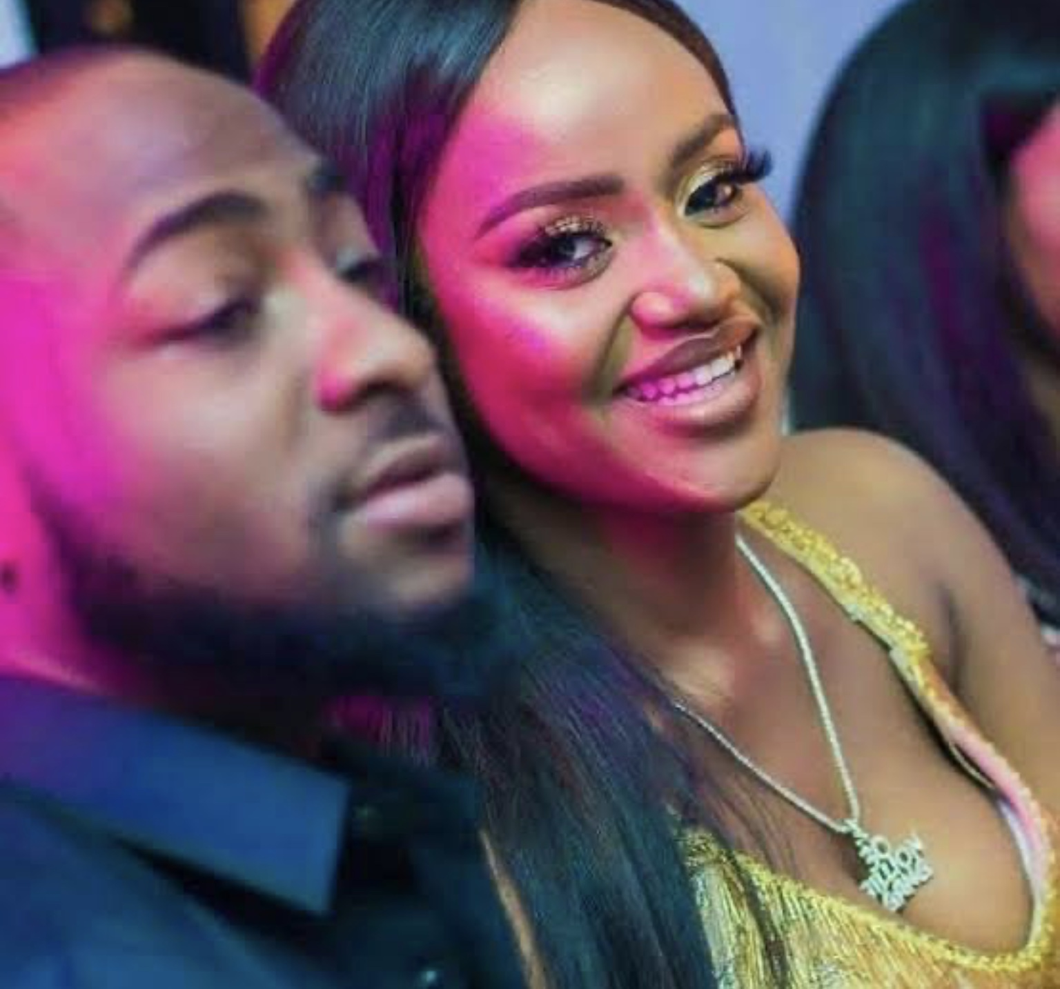 TV Host Blasts Chioma And Davido On Her Show