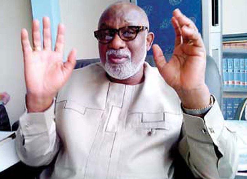 Akeredolu Relieves Political Appointees Of Duties