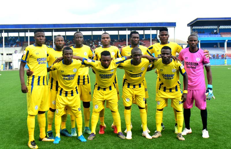 Kidnappers' attack Adamawa United Football Club