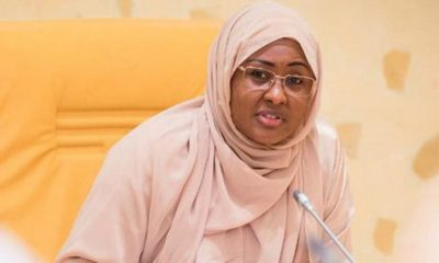 Aisha Buhari Pantami