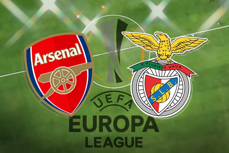 Arsenal need to win Benfica
