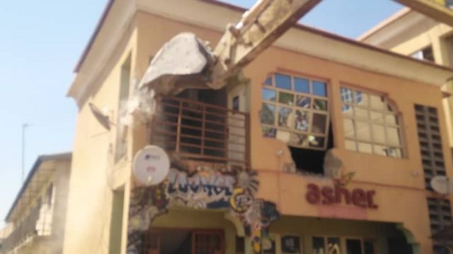No sex party in flattened Kaduna Restaurant