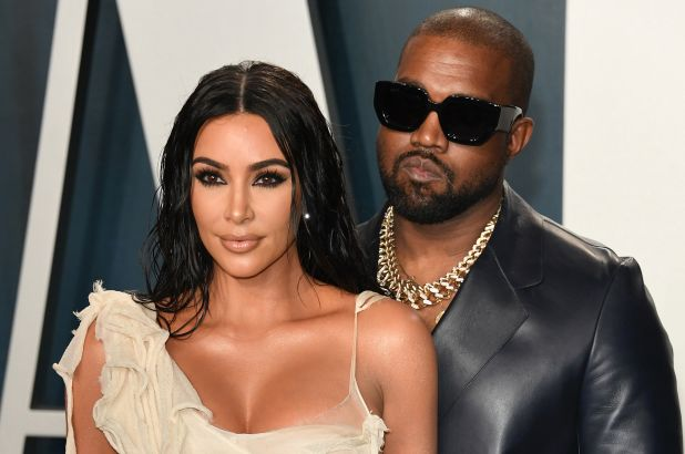 Kanye West Recently Spotted With His Wedding Ring Amidst Divorce From Kim Kardashian