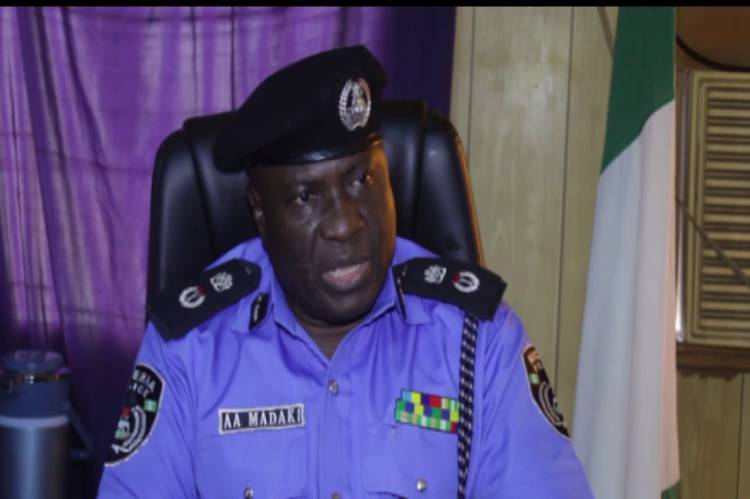 Audu Madaki assumes office as new Commissioner of Police in Benue