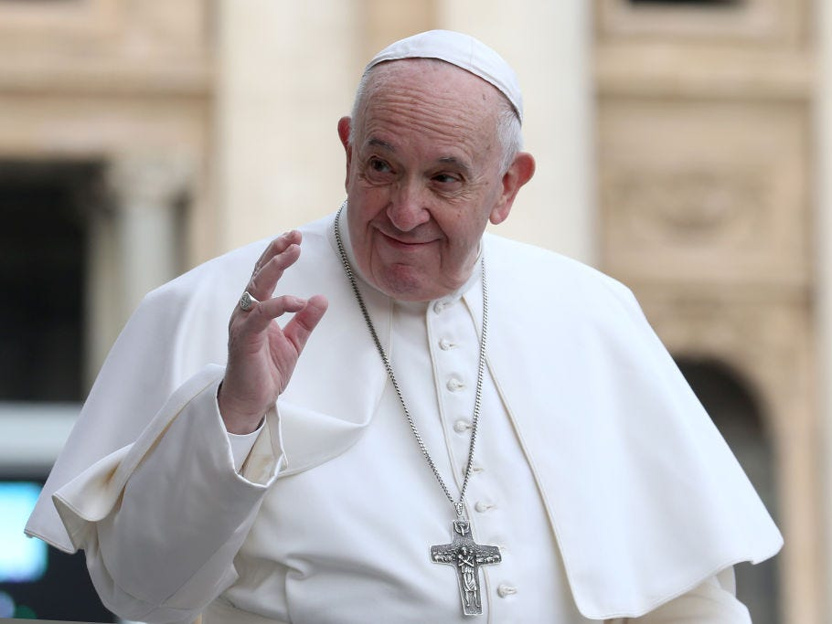 Pope Francis Picks New Doctor After Former Died From COVID-19