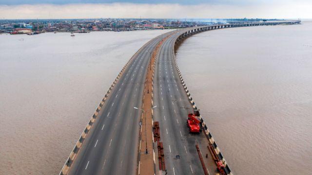 FG Finally Reopens Third Mainland Bridge To Traffic
